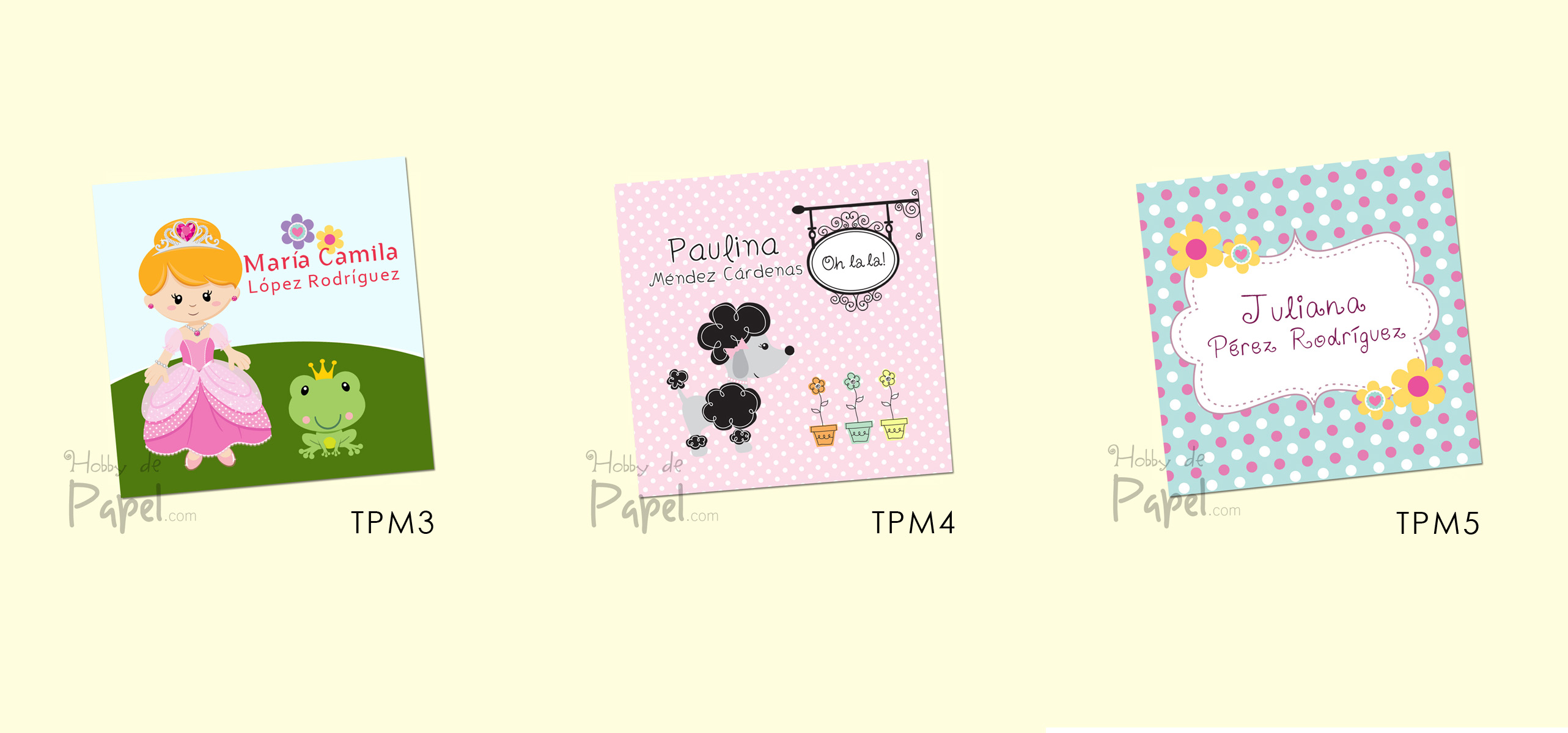 Modelos De Tarjetas Personales Para Ninos Para Imprimir Imagui