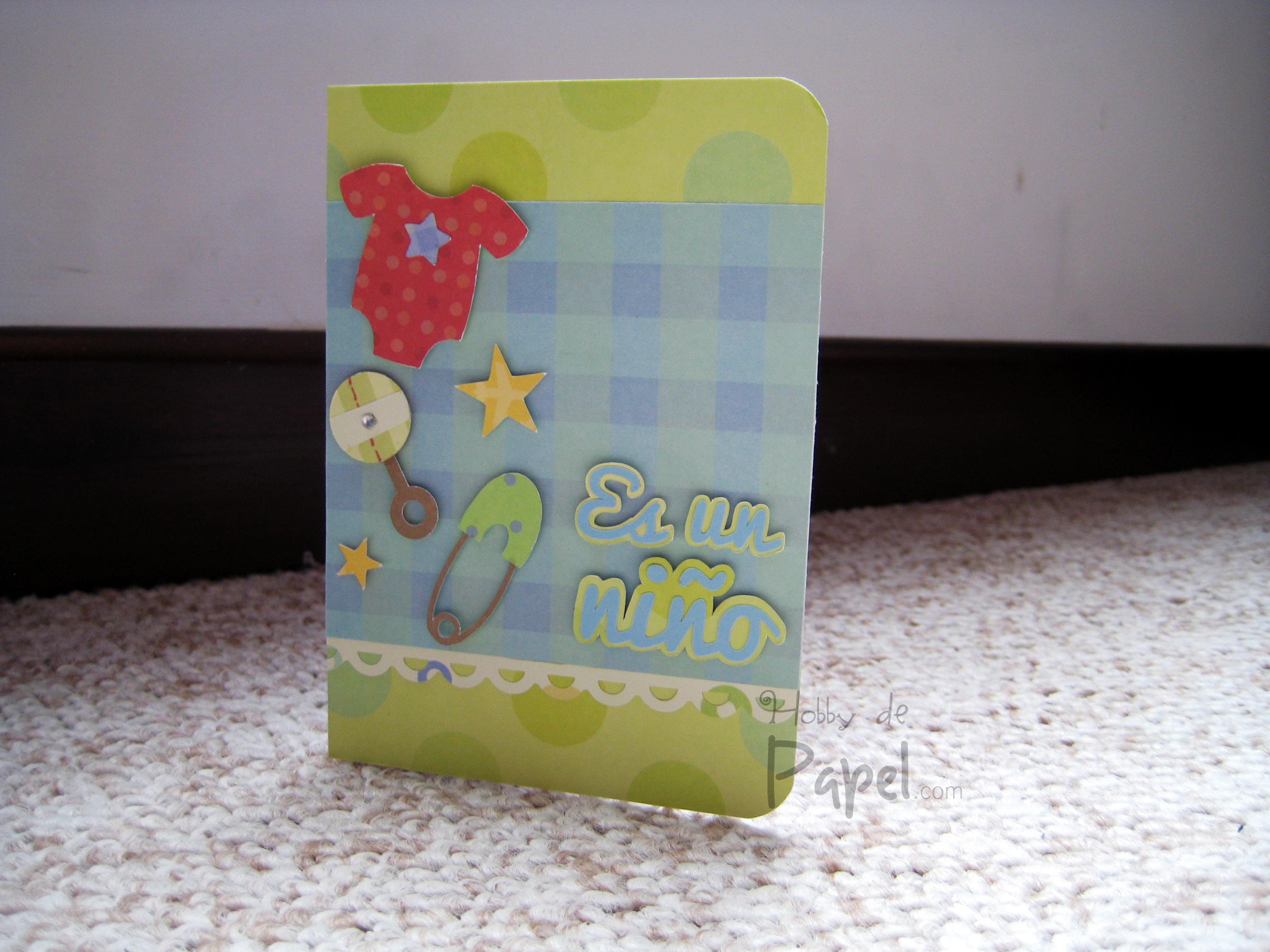 Tarjeta De Invitacion Baby Shower Niño En Bogota Imagui